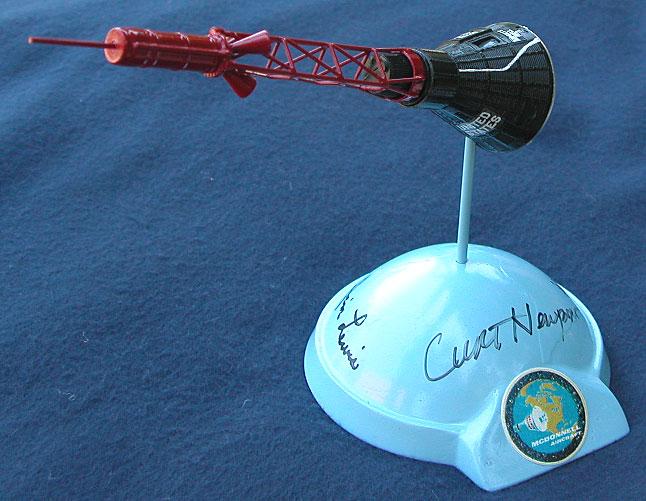 liberty bell 7 spacecraft model - photo #24